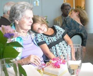 The joy of great grandchildren!